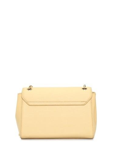 Beymen Messenger / Askılı Çanta Sarı